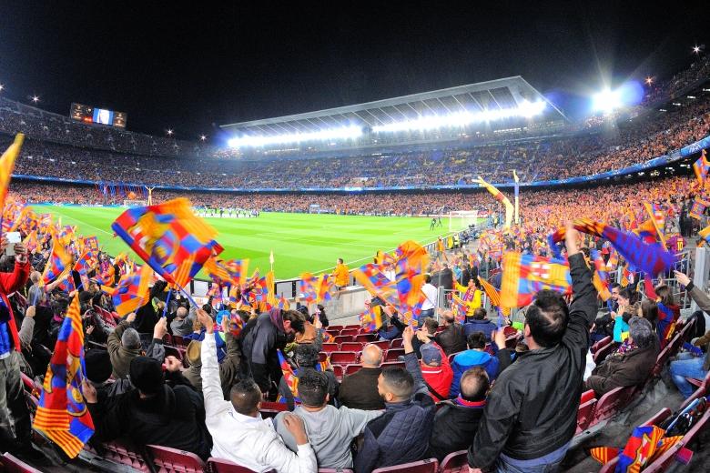Camp Nou (Fotó: Christian Bertrand / Shutterstock.com)